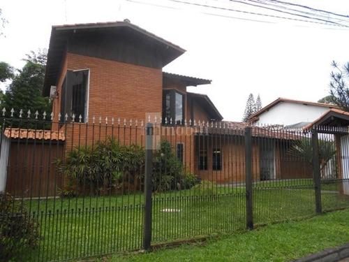 Imagem 1 de 15 de Casa Em Residencial Fechado No Miolo Da Granja Viana - Próximo Ao Shopping, Dona Deôla, The Square. - Gv18950