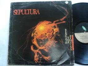 Lp:vinil-sepultura:beneath The Remains:thrash Metal,rock