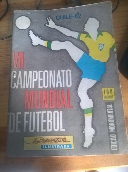 Revista Chile-62 - Vii Campeonato Mundial De Futebol