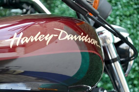 Harley Davidson Sportster Superlow 883 Emplacada Poco Uso
