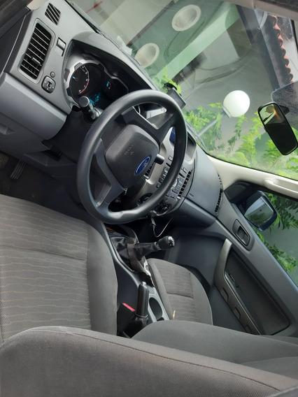 Ford Ranger 2014 2.5 Xls Cab. Dupla 4x2 Flex 4p