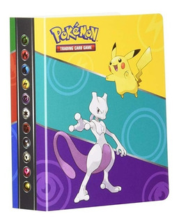 Album Pokemon Tcg Mini Binder Xy Evolution