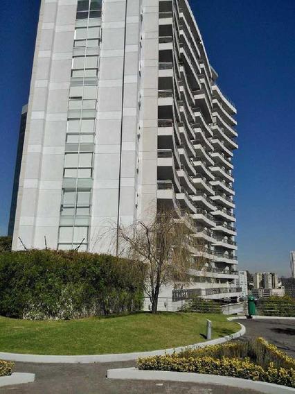 Se Renta Bonito Departamento Amueblado Con Terraza En Metropolitan Santa Fe