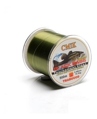 Linha De Pesca Cmik 0,25mm Carretel 500m