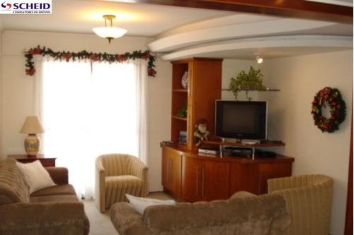 Imagem 1 de 15 de Lindo Apartamento Na Vila Mascote, 4 Dormitórios, 3 Suítes - Mc4972