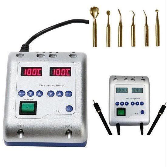 Modelador Dental De Cera Eléctrico Dentista