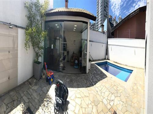 Casa Com 5 Dorms, Canto Do Forte, Praia Grande - R$ 2 Mi, Cod: 1539 - Rno1539