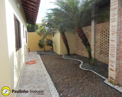 Casa Isolada Com 3 Suítes Perto Da Praia Com Consultório Independente. Excelente Oportunidade De Negócio. - Ca02801 - 32192481