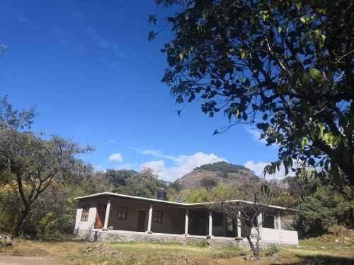 Casa En Obra Negra En Venta En Tepoztlán