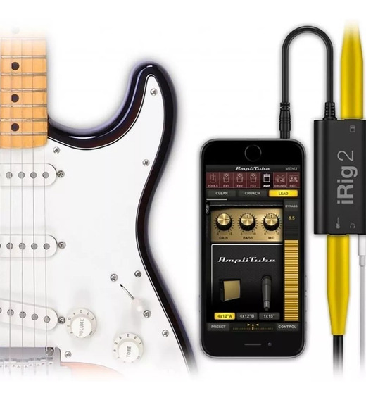 Irig 2 Interface iPhone E Android