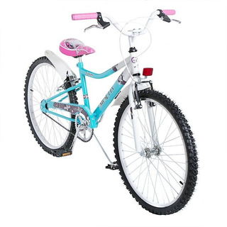 Bicicleta Musetta Rodado 24 Fantasy Nenas Envios Gratis!!!