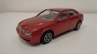 Miniatura De Carro Burago - Alfa Romeo 156
