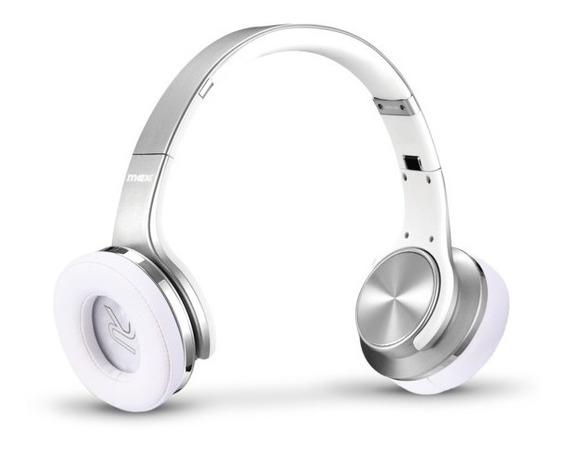 Headphone Maxprint Maxturn Bt/fm/msd 6012771