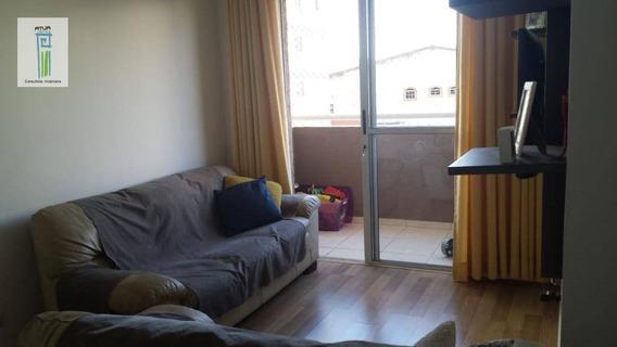 Apartamento Com 2 Dormitórios À Venda, 62 M² Por R$ 299.000,00 - Casa Verde Alta - São Paulo/sp - Ap0582