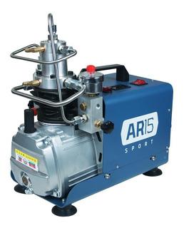 Bomba Carabina Pcp Compressor Yong Heng 220v 300bar Automati