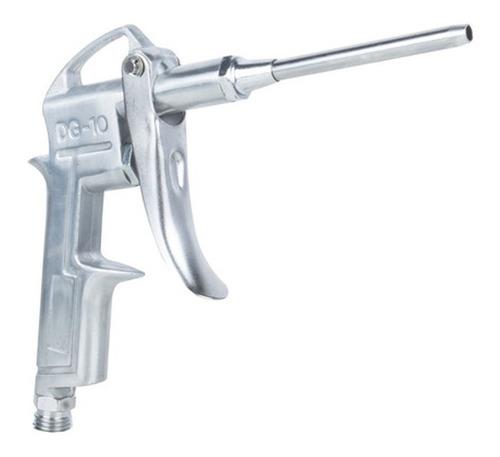 Pistola De Aire Pico Largo Sopletear Eurotech Profesional