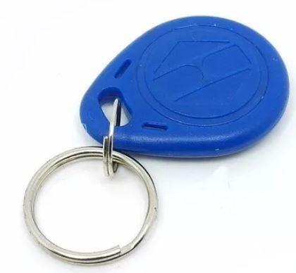 Chaveiro Tag Rfid 13,56mhz S50 (5 Peças) (000140)