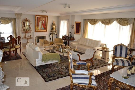 Apartamento No 20º Andar Com 4 Dormitórios E 8 Garagens - Id: 892982444 - 282444