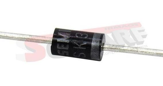 5 - Diodo Retificador Sk 3 G 02 Semikron 2,1a 200v * Sk3g02