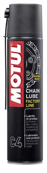 Motul C4 Chain Lube Factory Line Lubrificante Corrente Moto