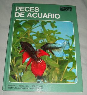 Libro Peces De Acuario.