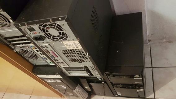 Cpu 2 Gb Memória Proc Intel Dual Core 2.4 Hd 160