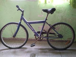 Bicicleta Azul Rod 24