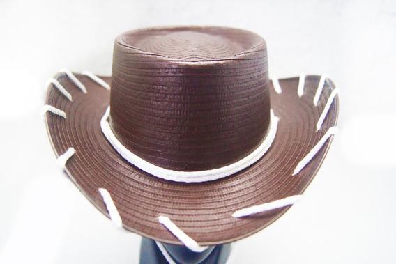 2 Sombrero Vaquerita Toy Story Jessie Rojo Fiesta Niño Jessy