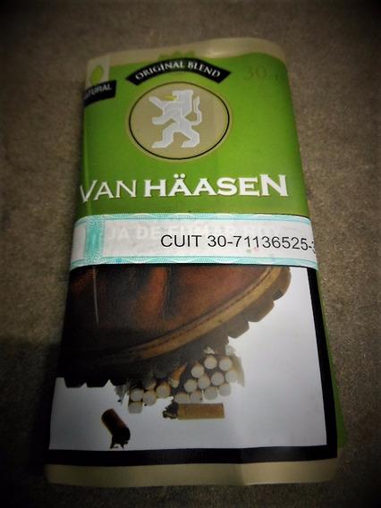 Tabaco Para Armar// Van Haasen / Original