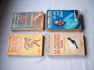 Lote De 4 Libros Del Dr Wayne W Dyer