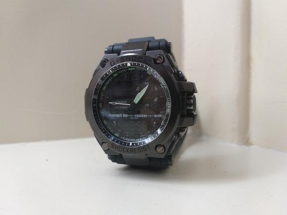 Relógio Casio G-shock Mudmaster Solar - Preto