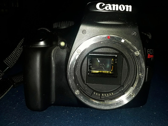 Canon T3 8.611 Cliks (semi Nova)
