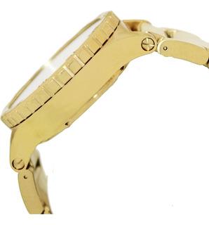 Reloj Nixon Para Hombre A083502 51-30 Chrono Dorado En
