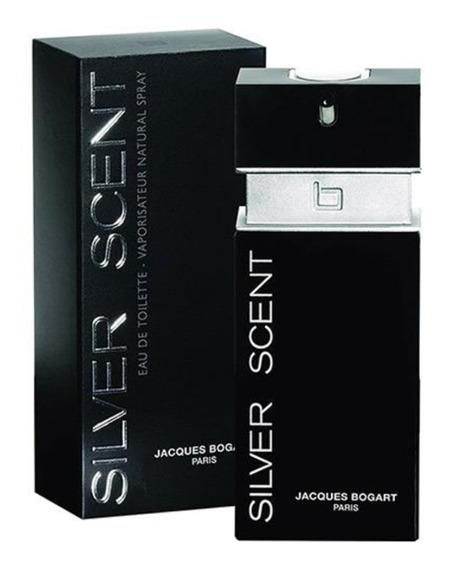Combo 4 Perfumes: Silver Trad. + Pure + Intense + Midnight