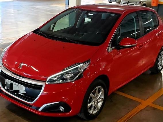 Peugeot 208 Active 1.2 12v Flex