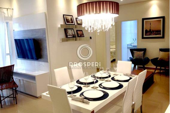 Apartamento Com 3 Dorms, Nova Itatiba, Itatiba - R$ 400 Mil, Cod: 265 - V265