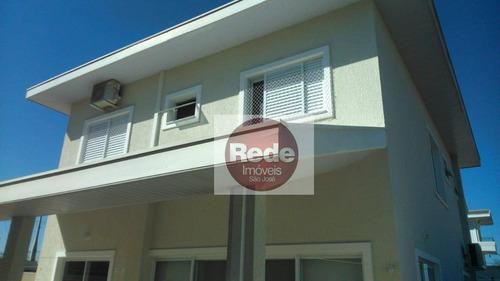 Casa À Venda, 193 M² Por R$ 800.000,00 - Condomínio Residencial Mantiqueira - São José Dos Campos/sp - Ca4652