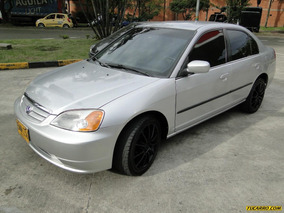 Honda Civic Civic Lx Full Equipo A/t