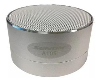 Parlante Portatil Senon A10 Mini Usb + Tf Card Recargable