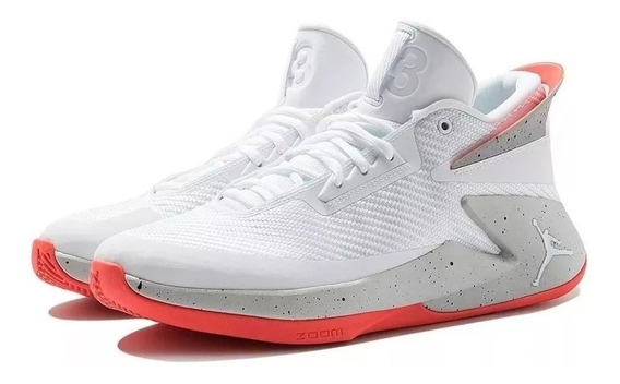 Zapatillas Jordan Fly Lockdown Naranja