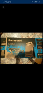 Bocina Amplificada Panasonic