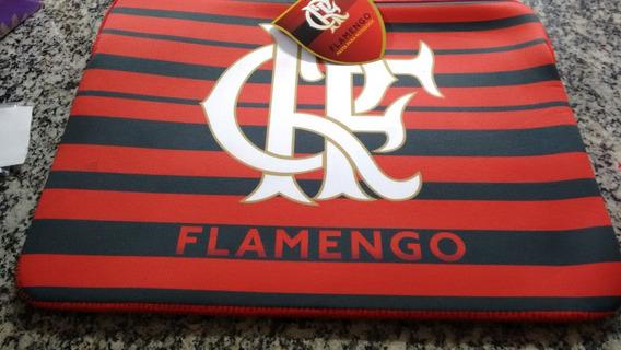 Capa Para Notbook Do Flamengo Original E Licenciada