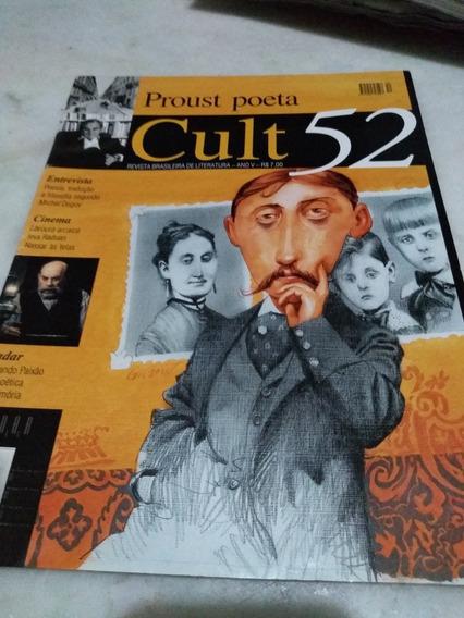 Revista Cult 52 -revista Brasileira De Literatura Nov 2001