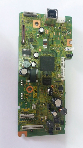 Placa Logica Impressora Epson Xp214 Usada