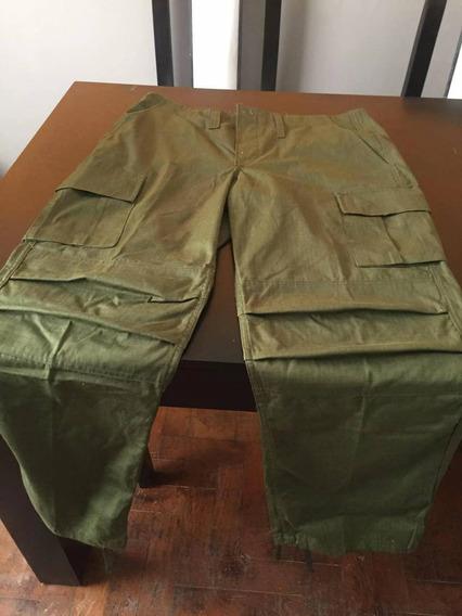 Pantalon Militar Ejercito Argentino. Verde Oliva