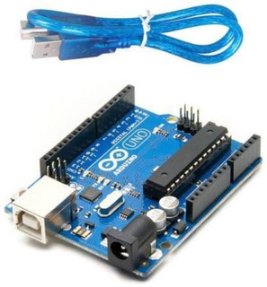 Arduino Uno R3 Made In Italy Chip Desmontable