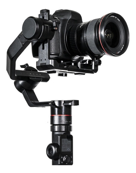 Estabilizador De Imagem Feiyutech Ak4000 4,0kg Gimbal Portatil Híbrido 3 Eixos 360º 12 Horas Canon 80d 7d Nikon Sony
