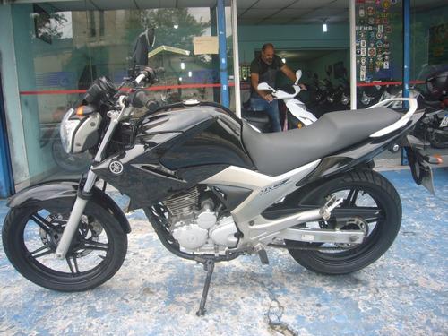 Yamaha Fazer 250 Preta Ano 2012 Troca Financia