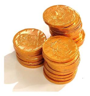Monedas Chocolate Bonafide X 40 U Para Envio - Lollipop