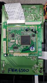 Placa Mcu Minissistem Philips Fwm6500x/78